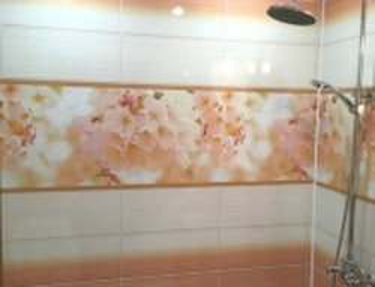Комплект 3D панелей для ванной VC-11