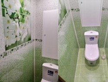 Комплект ПВХ панелей для туалета NC-03