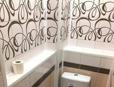 Комплект ПВХ панелей для туалета VA-01