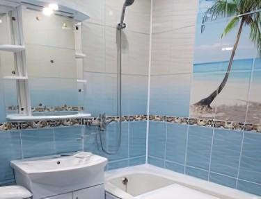 Комплект ПВХ панелей для ванной NM-17