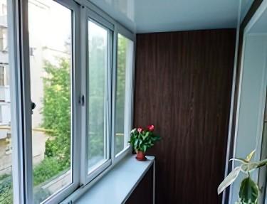 Комплект стеновых панелей ПВХ для балкона L-10