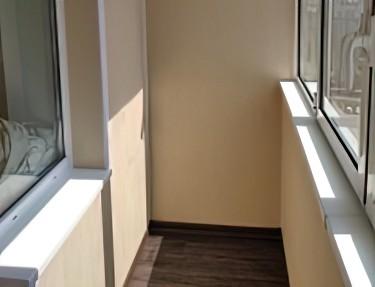 Комплект стеновых панелей ПВХ для балкона L-14