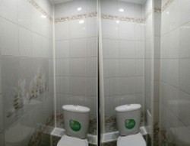 Комплект панелей ПВХ для туалета NC-46