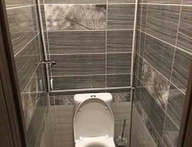 Комплект панелей ПВХ для туалета UEA-01