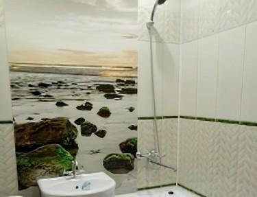 Комплект ПВХ панелей  для ванной PK-07