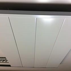 Потолок реечный № BM-3306