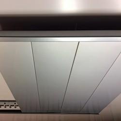 Потолок реечный № C-02