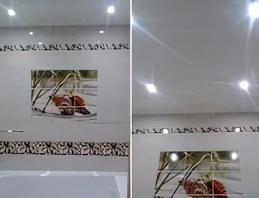 Комплект ПВХ панелей для ванной NM-40