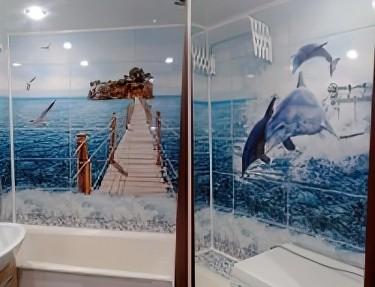 Комплект ПВХ панелей для ванной PM-26