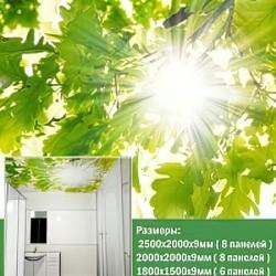 ПВХ панели для потолка Novita, Летний день